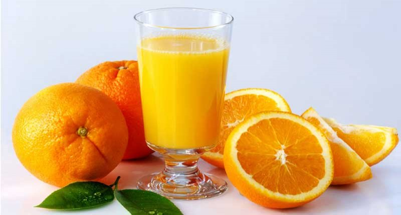 Health advice for November, Drink citrus drinks to improve your digestion and lose weight!