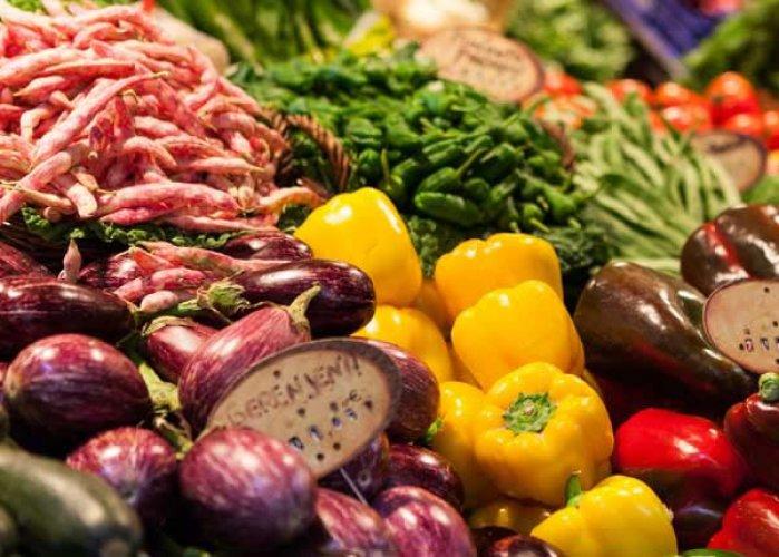 Hortalizas, legumbres y frutas de temporada en Mallorca
