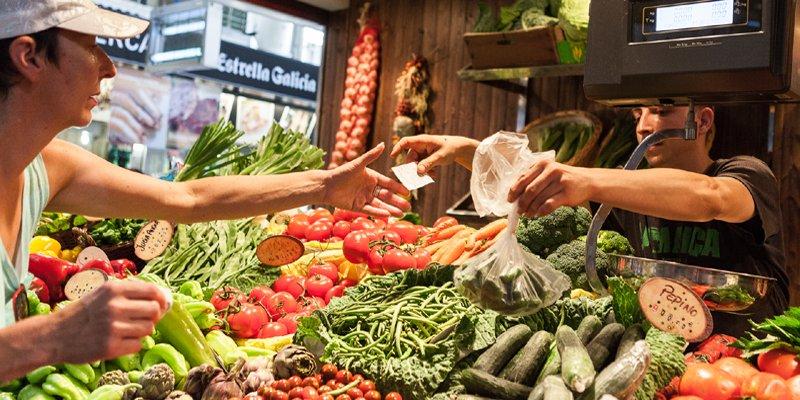 Mercado de Santa Catalina mejor comprar en mercado