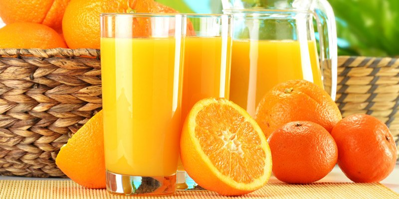 5 reasons to drink fresh orange juice