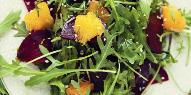 How to use fruit in your salads