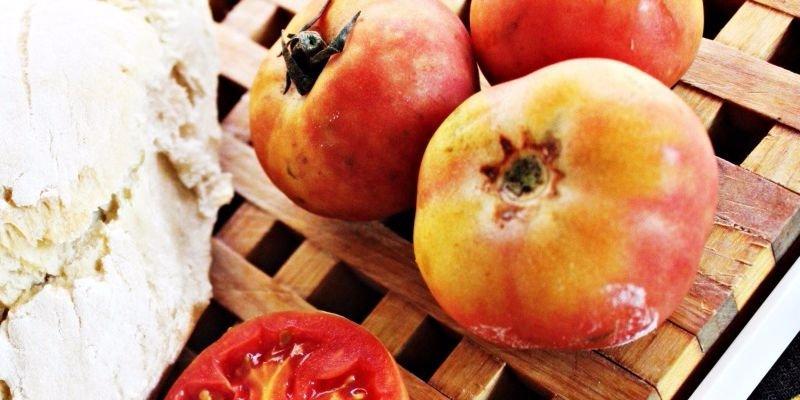 mercat de santa catalina tomate de ramallet