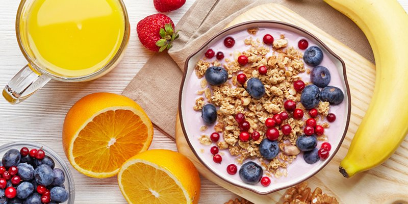 Foods that make you feel awake and attentive during the day