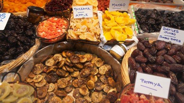 Fruita seca Tambo d'ametle