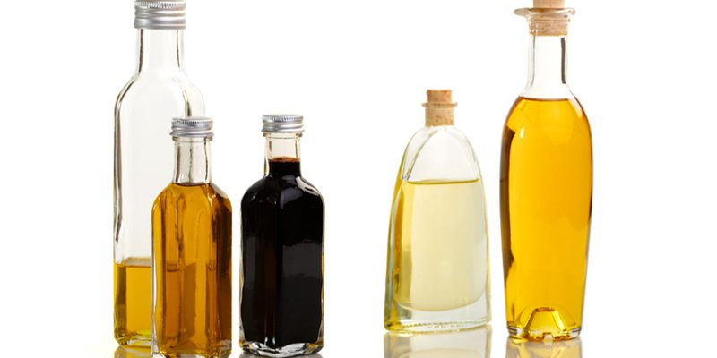 Different vinegar types and their uses