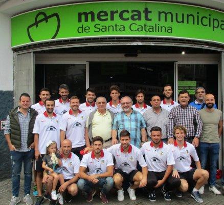 Otro año más, el Mercat de Santa Catalina colabora con el Santa Catalina Atco.
