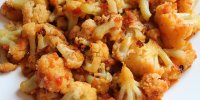 Season recipe: Colflori ofegada (stew of cauliflower)