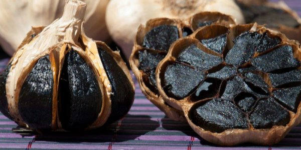 Do you know the black garlic?