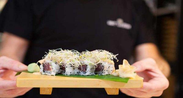Arume sushi bar and CO