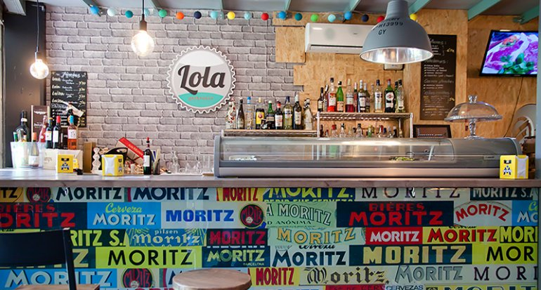 Mercat de Santa Catalina - Lola