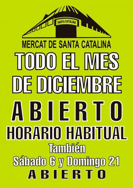 Mercado-Santa-Catalina-abierto el 06 dec