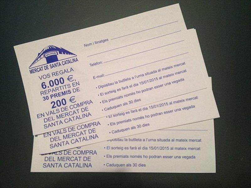 Mercado de santa catalina gana 6000 en vales de compra