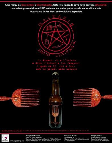 Presentació edició especial Cervesa Balearis