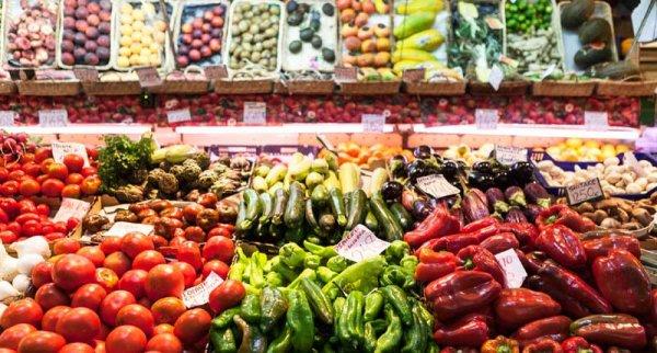 Frutas y verduras Maria de Porreres