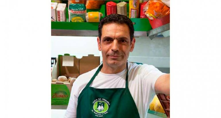 Eco Sa Teulera productos ecologicos en mercado de santa catalina mallorca