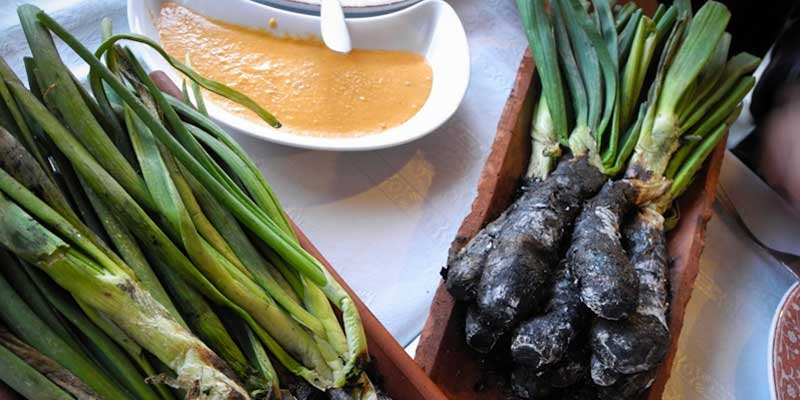 Recipe of the month: Calçots