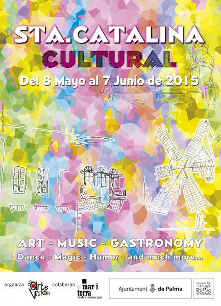 Evento Santa Catalina Cultural