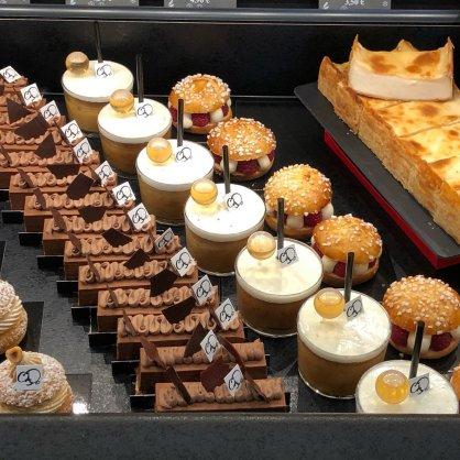 Panadería y pastelería francesa Can de Paris