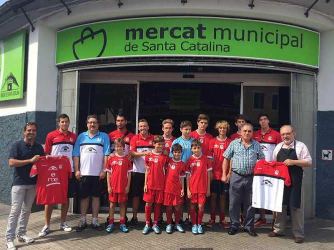 Sponsoring the Club Atletico Santa Catalina